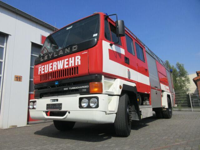autospeciala daf pompieri