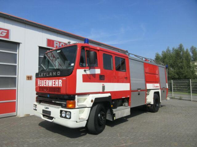 autospciala daf pompieri